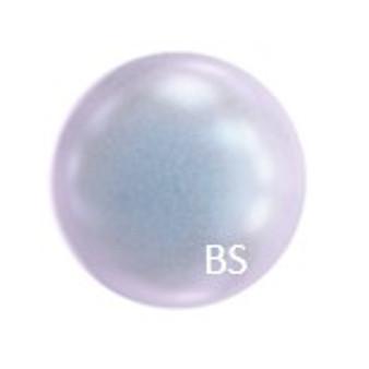 2mm Swarovski 5810 Iridescent Dreamy Blue Pearls