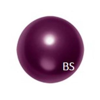 3mm Swarovski 5810 Blackberry Pearls