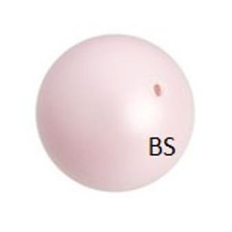 3mm Swarovski 5810 Pastel Rose Pearls
