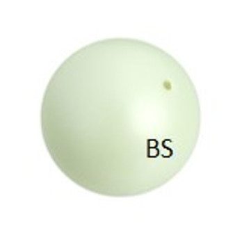 3mm Swarovski 5810 Pastel Green Pearls