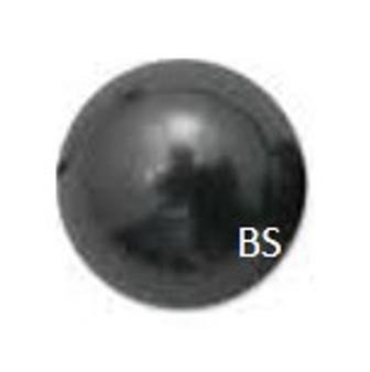 4mm Swarovski 5810 Black Pearls