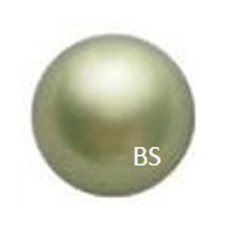 4mm Swarovski 5810 Light Green Pearls