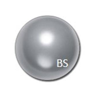 4mm Swarovski 5810 Grey Pearls
