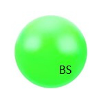 4mm Swarovski 5810 Neon Green Pearls