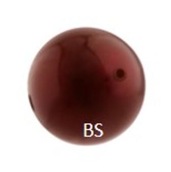 5mm Swarovski 5810 Bordeaux Pearls