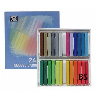 Sakura Nouvel Carre Pastels Set B