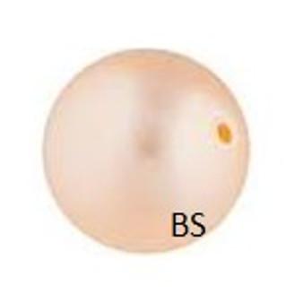 5mm Swarovski 5810 Peach Pearls