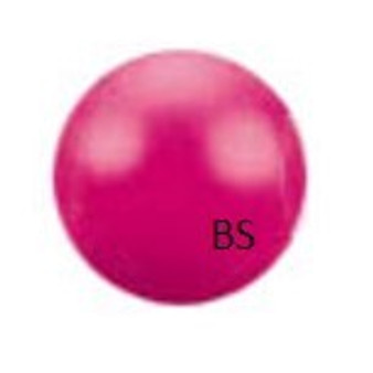 6mm Swarovski 5810 Neon Pink Pearls
