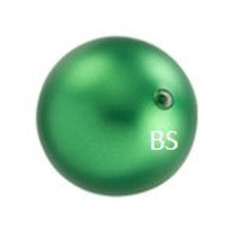 6mm Swarovski 5810 Eden Green Pearls