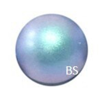 6mm Swarovski 5810 Iridescent Light Blue Pearls