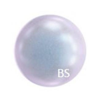 6mm Swarovski 5810 Iridescent Dreamy Blue Pearls