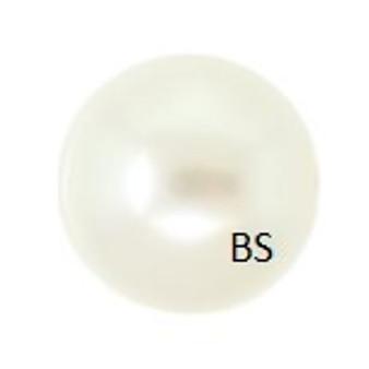 8mm Swarovski 5810 Creamrose Pearls