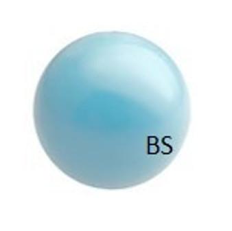 8mm Swarovski 5810 Turquoise Pearls
