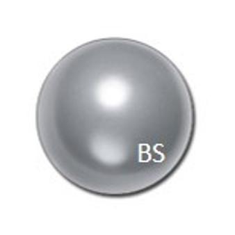8mm Swarovski 5810 Grey Pearls