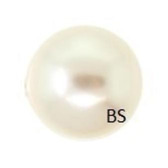 10mm Swarovski 5810 Creamrose Pearls