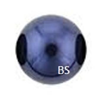 10mm Swarovski 5810 Night Blue Pearls
