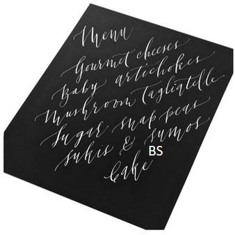 A4 size Black Colour Paper