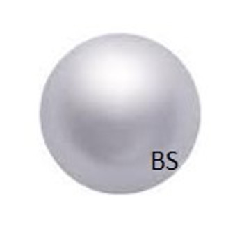 10mm Swarovski 5811 Lavender Large Hole Pearls