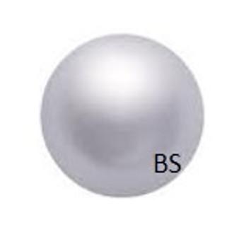 12mm Swarovski 5811 Lavender Large Hole Pearls