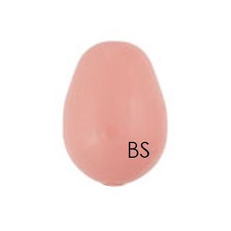 11x8mm Swarovski 5821 Pink Coral Pearls