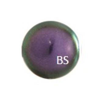 14mm Swarovski 5860 Iridescent Purple Pearls