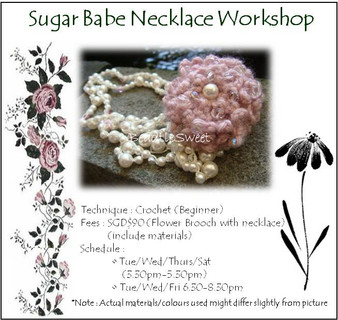 Sugar Babe Necklace Workshop