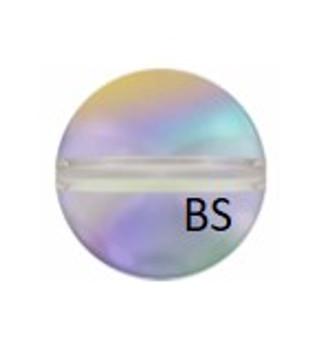 Swarovski 5028/4 Globe Bead Crystal Paradise Shine 8mm