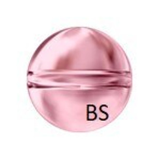 Swarovski 5028/4 Globe Bead Crystal Antique Pink 8mm
