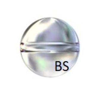 Swarovski 5028/4 Globe Bead Crystal 8mm