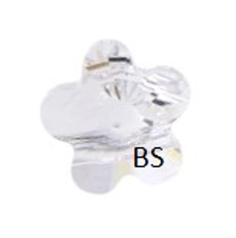 Swarovski 5744 Flower Bead Crystal 8mm
