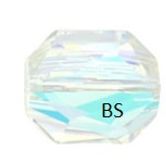 Swarovski 5520 Graphic Bead Crystal AB 12mm