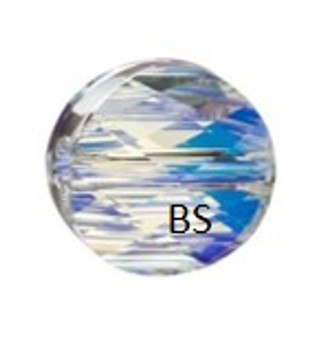 Swarovski 5052 Mini Round Bead Crystal AB 8mm