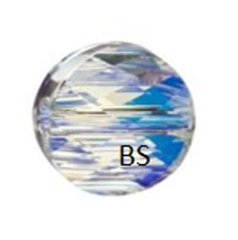 Swarovski 5052 Mini Round Bead Crystal AB 8mm