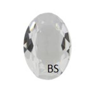 Swarovski 4210 Crystal 25x18mm Oval Fancy Stone