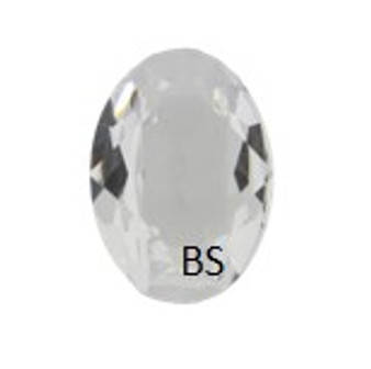 Swarovski 4210 Crystal 25x18mm Oval Fancy Stone