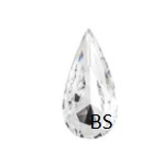 Swarovski 4322 Crystal 30x15mm Teardrop Fancy Stone