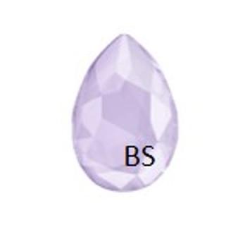 Swarovski 4327 Lilac 30x20mm Large Pear Fancy Stone