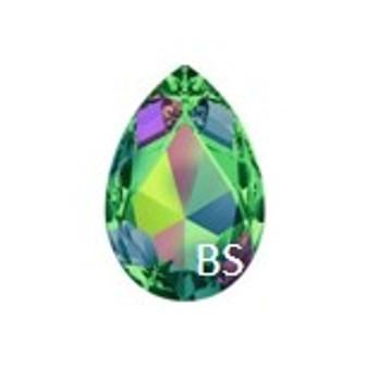 Swarovski 4327 Crystal Vitrail Medium 30x20mm Large Pear Fancy Stone