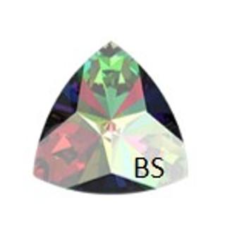 Swarovski 4799 Crystal Vitrail Medium 20x20.4mm Kaleidoscope Triangle Fancy Stone