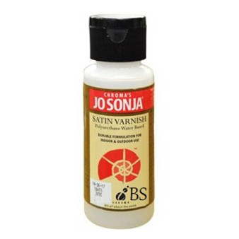 Josonja Satin Varnish 2oz