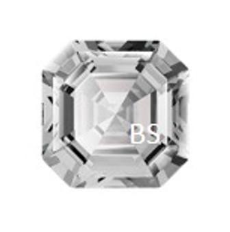 8mm Swarovski 4480 Crystal Imperial Fancy Stone