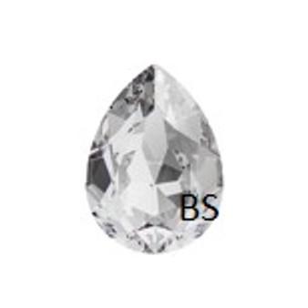 18x13mm Swarovski 4320 Crystal Pear Fancy Stone