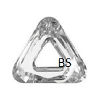 30mm Swarovski 4737 Crystal Cosmic Triangle Fancy Stone