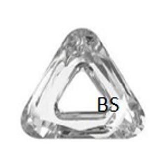 14mm Swarovski 4737 Crystal Cosmic Triangle Fancy Stone