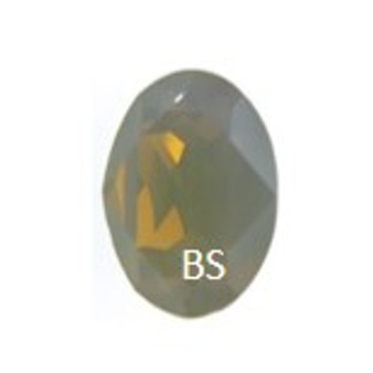 Swarovski 4210 Sand Opal 14x10mm Oval Fancy Stone