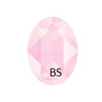 Swarovski 4210 Rose Water Opal 14x10mm Oval Fancy Stone
