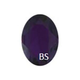 Swarovski 4210 Purple Velvet 18x13mm Oval Fancy Stone