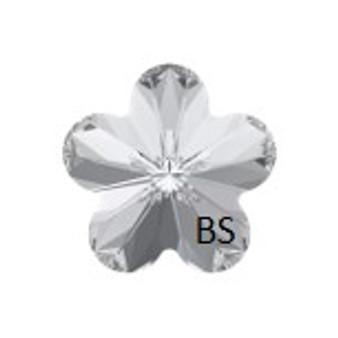 10mm Swarovski 4744 Crystal Rivoli Flower