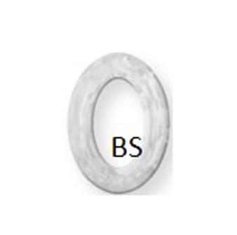 15x11mm Swarovski 4137 Crystal Cal Cosmic Oval Fancy Stone