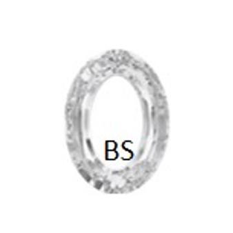 22x16mm Swarovski 4137 Crystal Cal V Cosmic Oval Fancy Stone